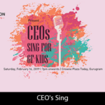 CEO's Sing
